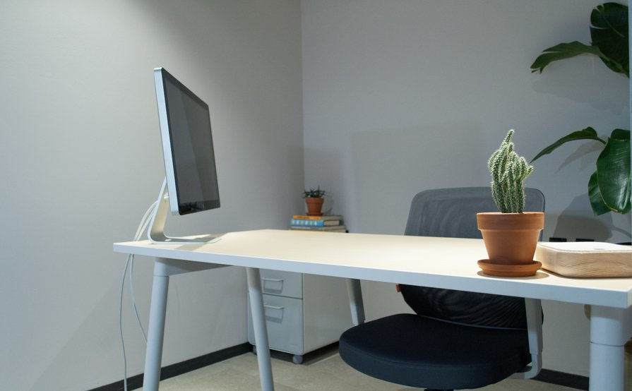 Mezzanine Office Suite for 2