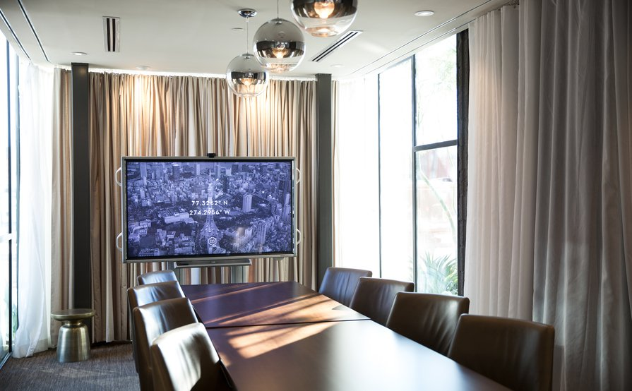 The Cube Conference Room for 8-10