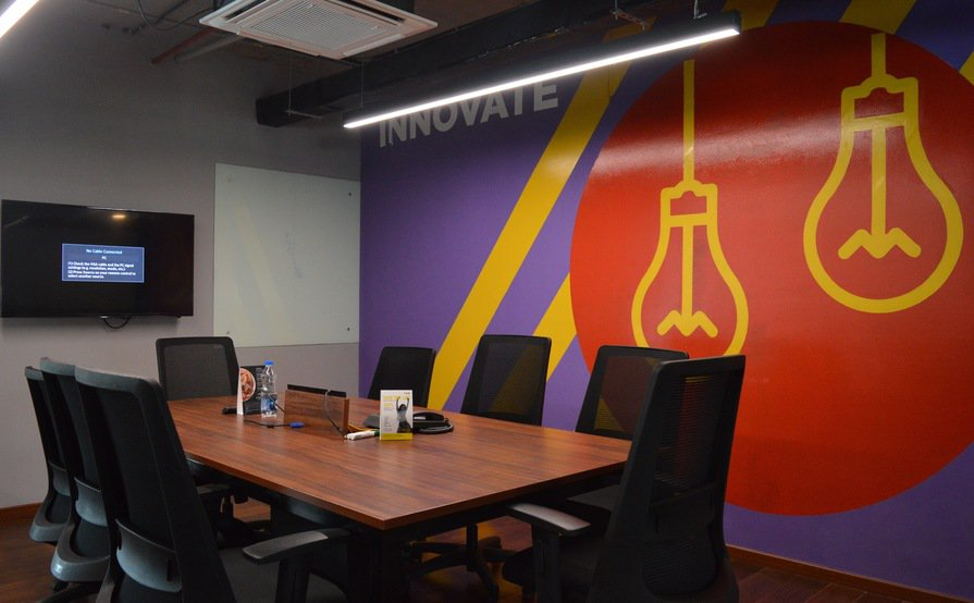 The Hive - Meeting/Conference Rooms