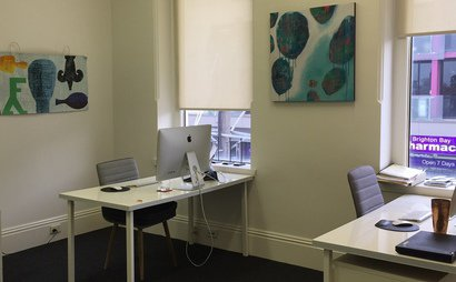 Co-Working Space - North Brighton