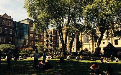 Shoreditch - Hoxton Square