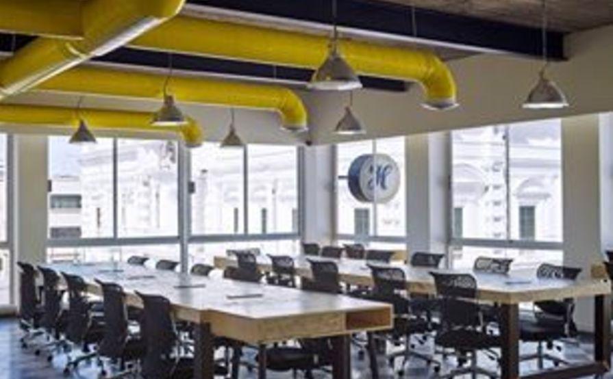 Hello Open Workspace