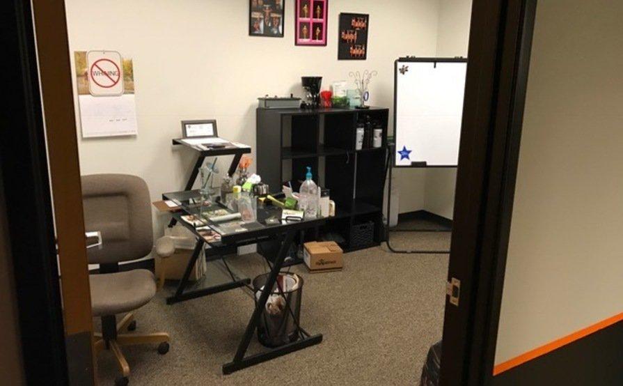 Open Desk 1