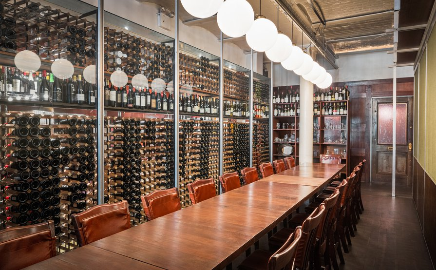 The Wine Room @ Public