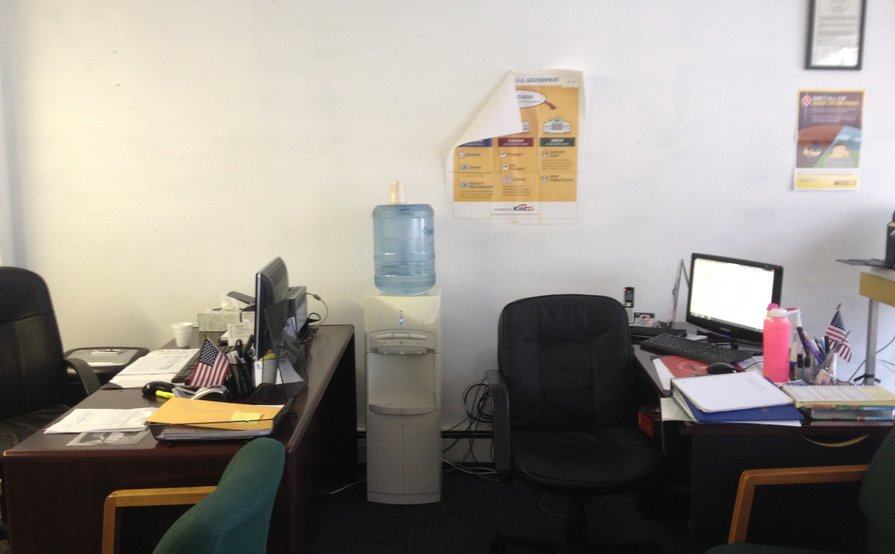 OPEN WORKING SPACE