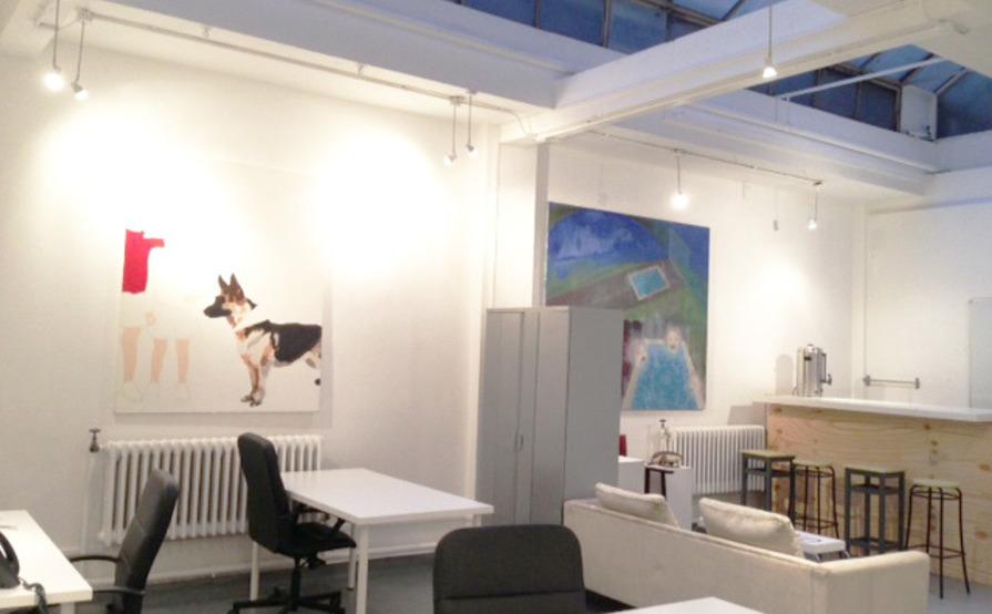 Desk Address - 12 individual desks
