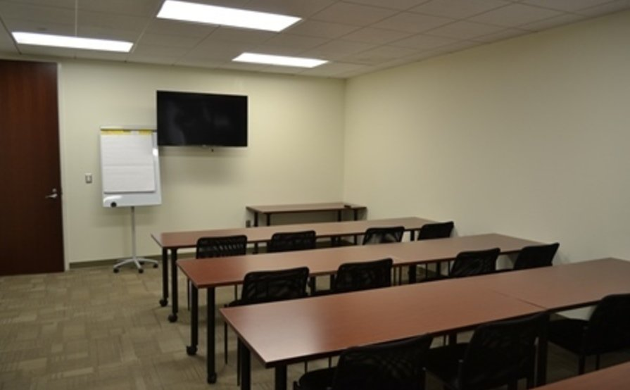 Piedmont Training Room