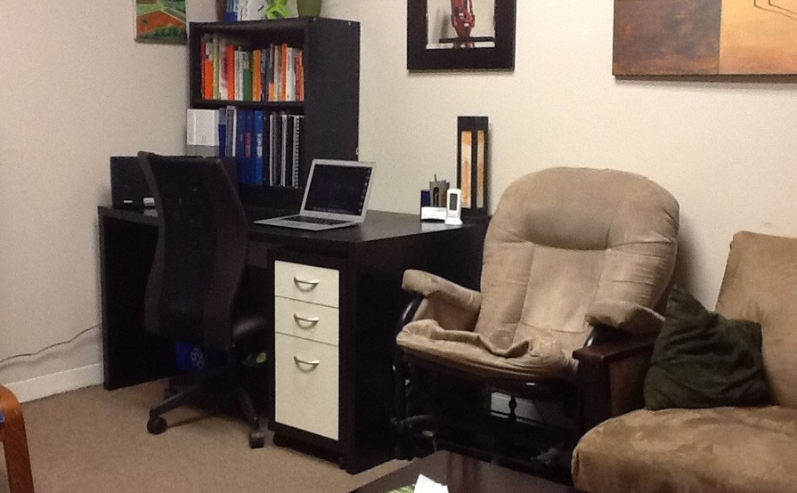 Comfortable and Quiet Office Space