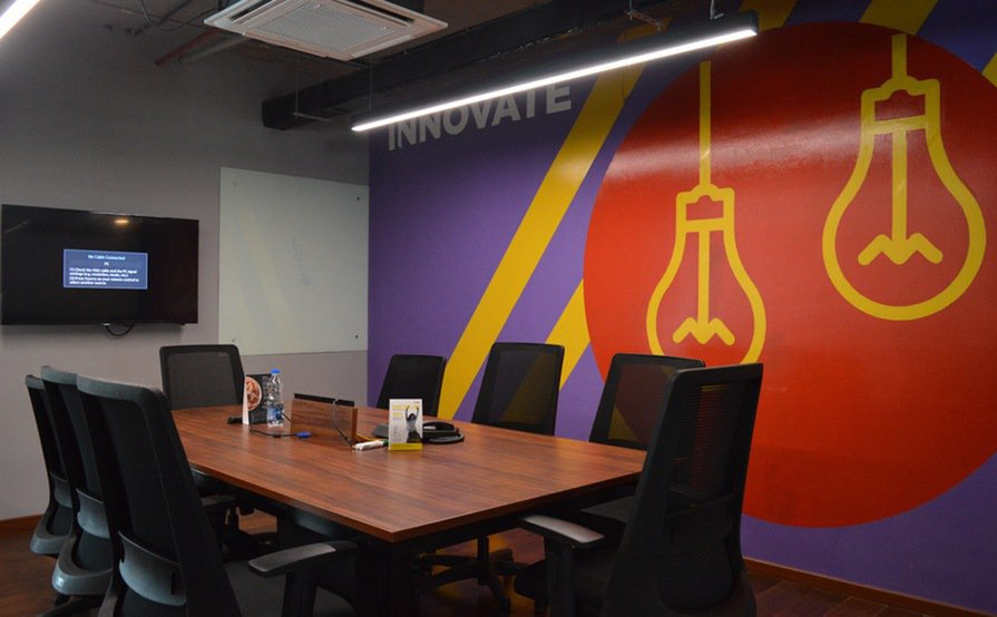 The Hive - Private Office Space (12+1 - Seater)