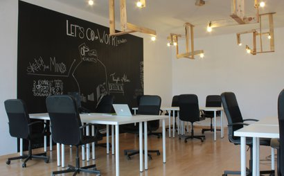 BCNewt Coworking Space in Barcelona
