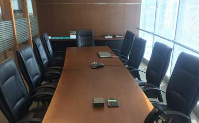 Board Room / Meeting Room - Available for Hourly Rent - World Trade Center, Colombo