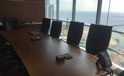 Board Room, World Trade Center, East Tower, Colombo