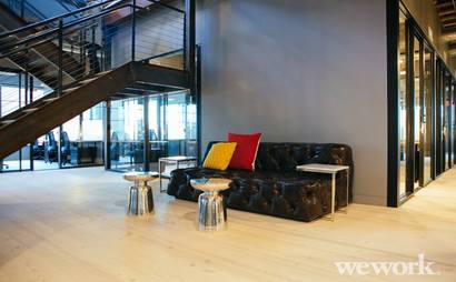 WeWork Wonder Bread Factory