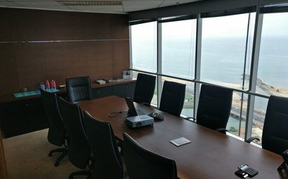 Office Space / Desks, World Trade Center, Colombo