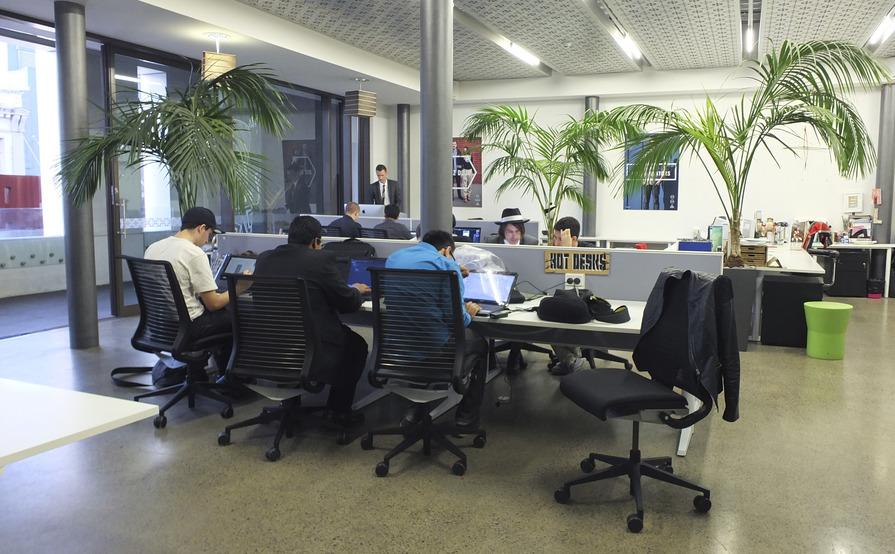 Full-Time Hotdesk