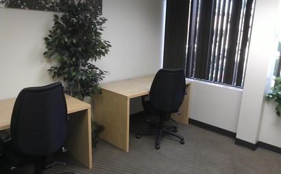 3 Person Private Office