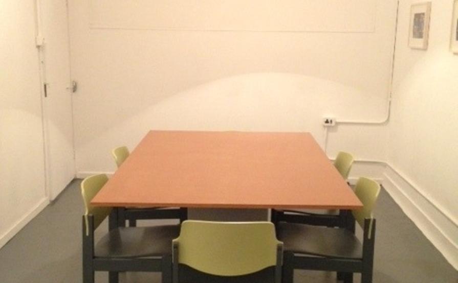 Desk Address - Meeting Room (hourly)
