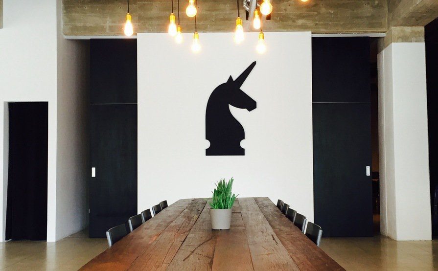 Unicorn.Berlin Coworking Desks