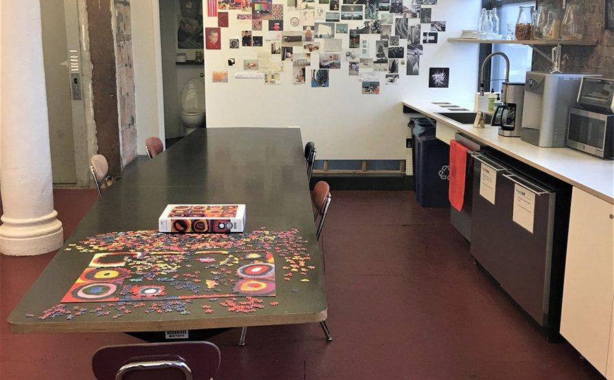 Desks at Mapos