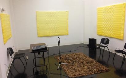 Rehearsal/Podcasting Studio