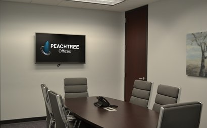 Dunwoody Room - 6 Person Conference Room | Free Parking