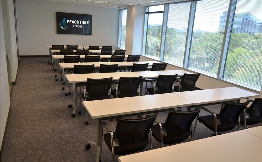 Spruill 28 Person Training Room | Free Parking