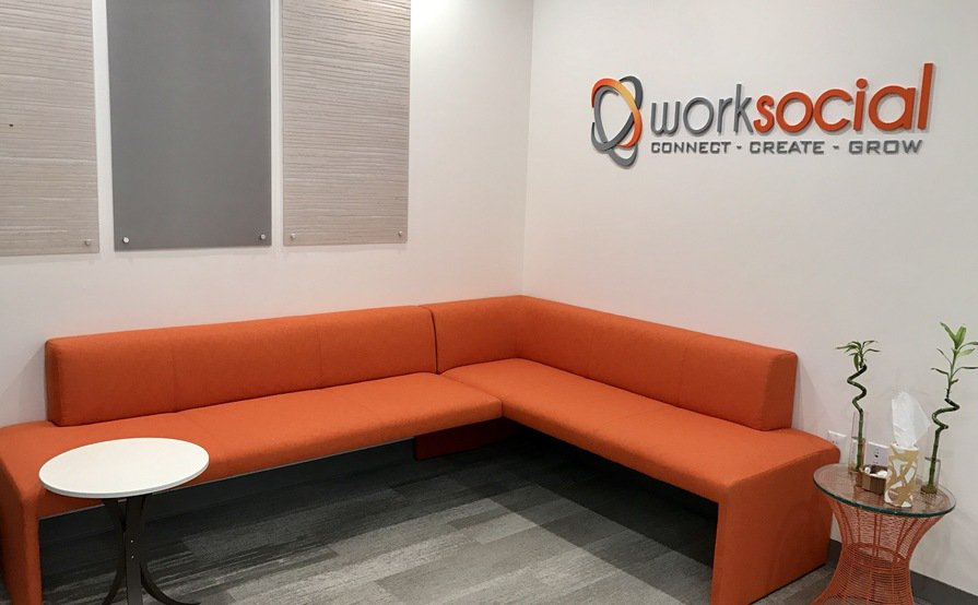 Worksocial office for 1