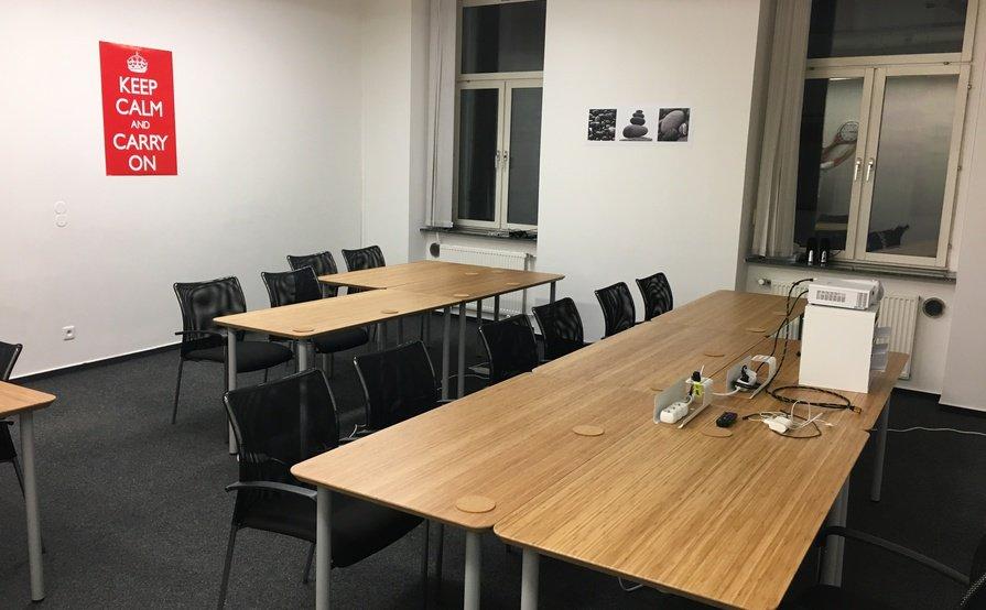 Krakovská - lecture room
