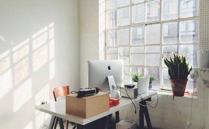 Desk space in sunny and friendly Dalston studio