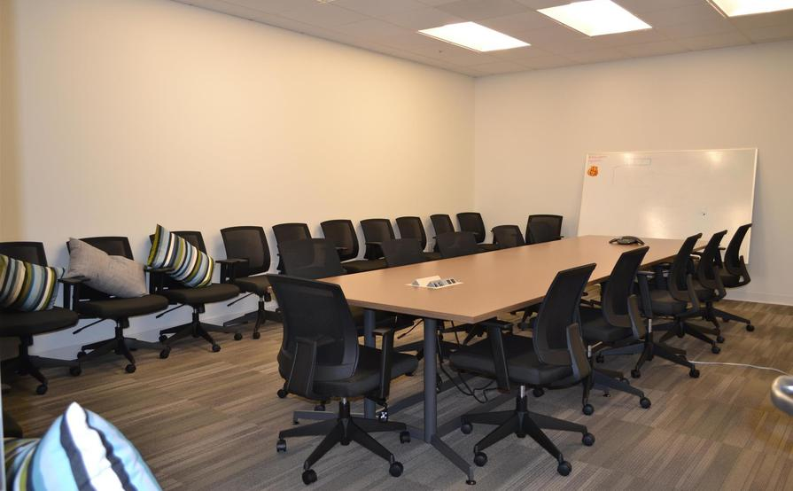 Conference Room In The Heart Of Silicon Valley