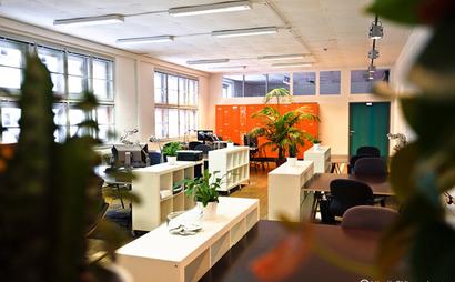 sektor5 coworking space wien @ 1050 Wien