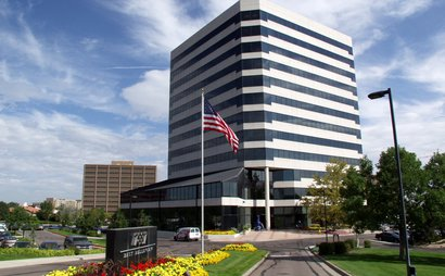 Executive Business Centers in the Denver Tech Center near the intersection of I-25 and I-225