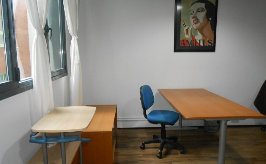 Modern office space in central Barcelona