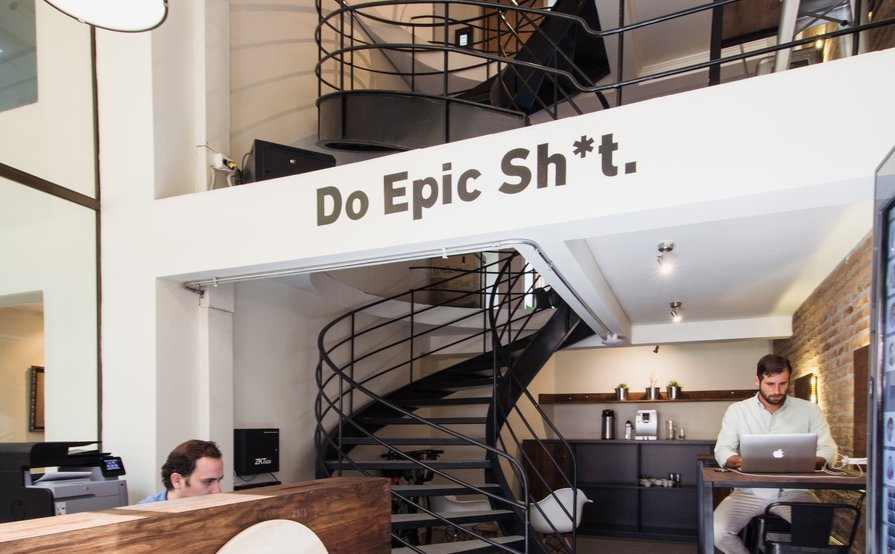 Edge Cowork - Dedicated Desks