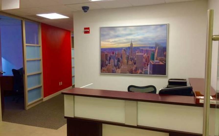 Desk Rental in a Beautiful Space (Midtown)