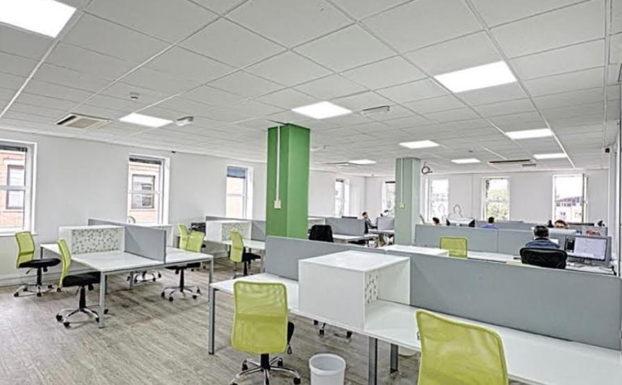 Hot Desks And Co-Worker Desks Availible