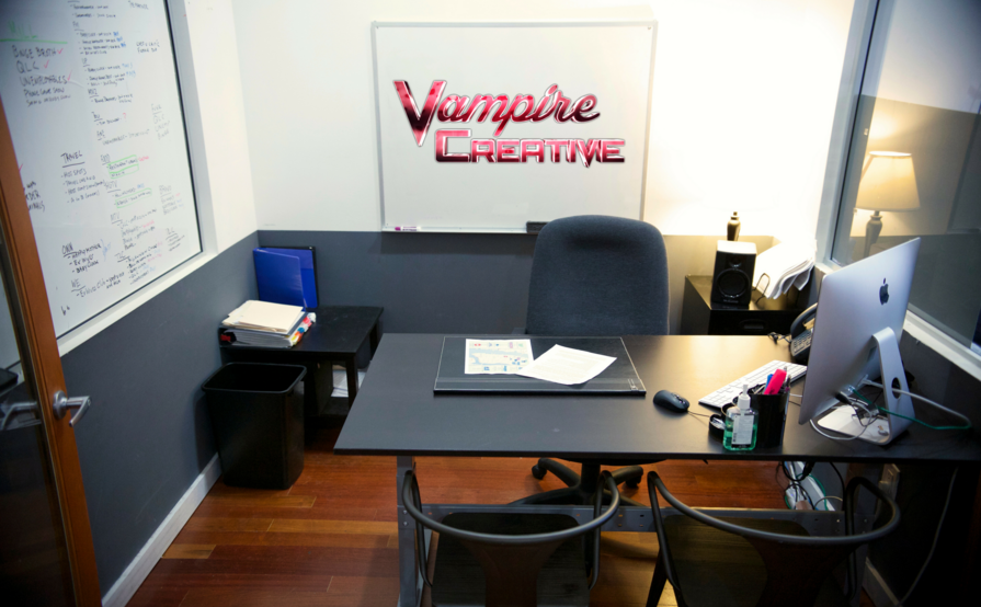 Vampire Creative Co-working Offices