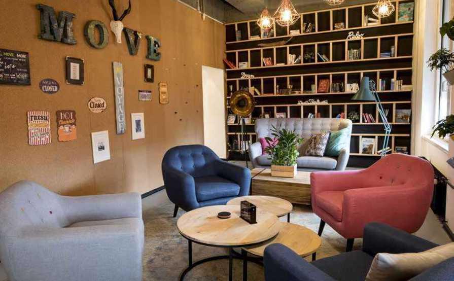 rent24 fixed desk