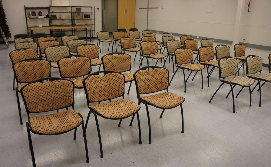 Seminar Room AKA Meetup Room
