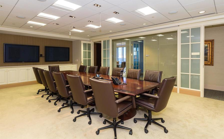The Atlantic: Boardroom Suite A