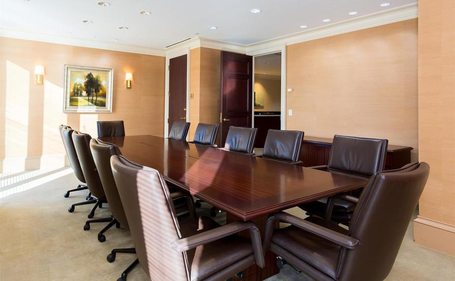 The Region: Conference Suite C
