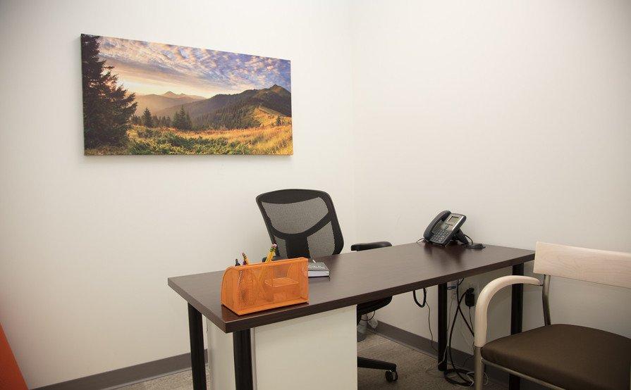 Worksocial office for 1