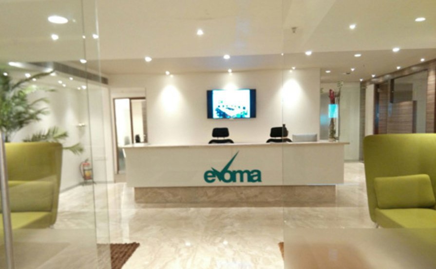 Evoma Business Center