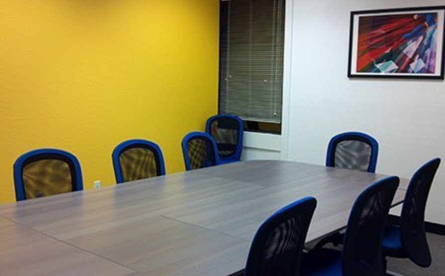 Large Conference Room Seats 12