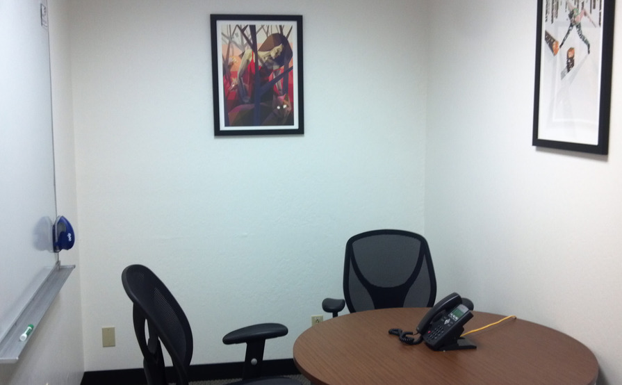 Mini Meeting Room $35/hr