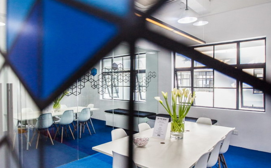 BUNDSPACE coworking space with Hot Desks & More