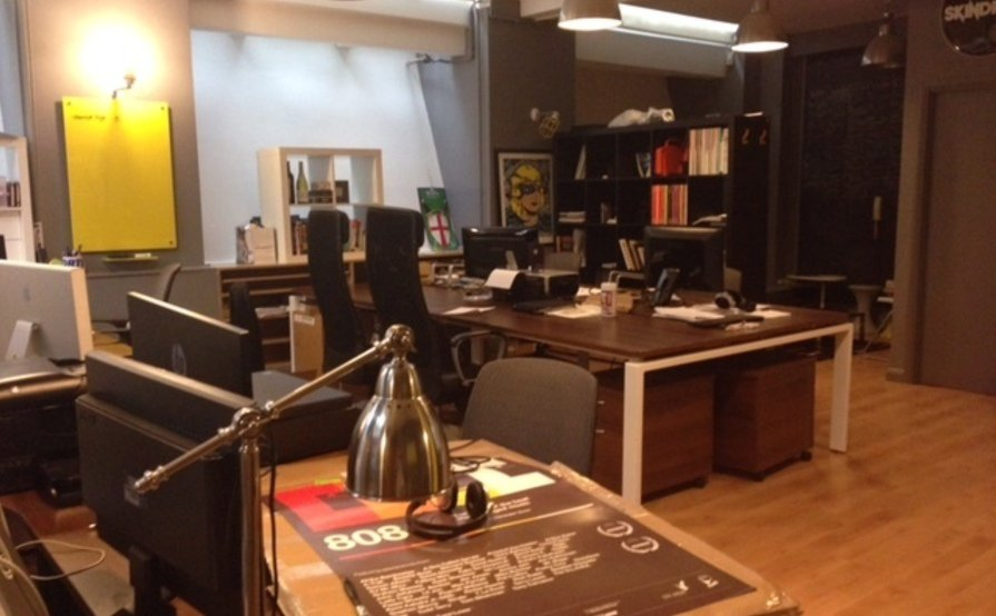 1- 2 Person Private Offices and Fixed Desks short walk from Old St and Barbican Tube Station