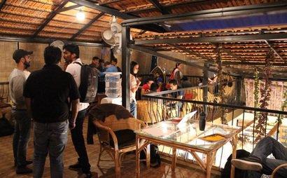 Dialogues Cafe