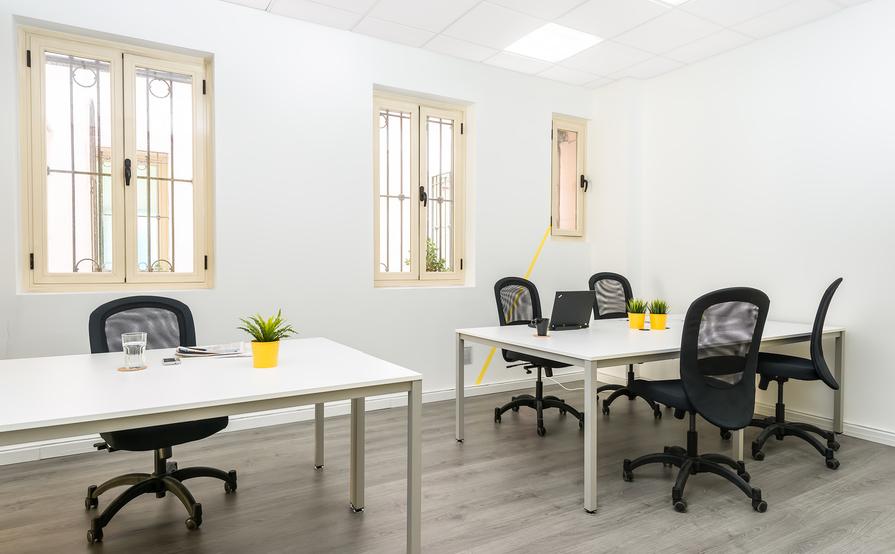 Espacio individual de trabajo