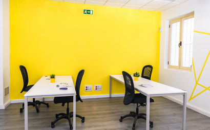 Materia Gris, espacio de Coworking